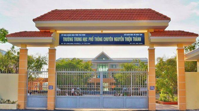 Chuyên Trà Vinh đổi tên thành THPT Chuyên Nguyễn Thiện Thành