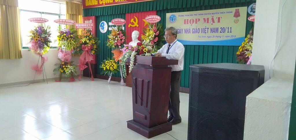 THPT chuyên Nguyễn Thiện Thành