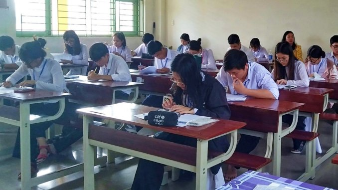 đề học sinh giỏi quốc gia ngữ văn 2020